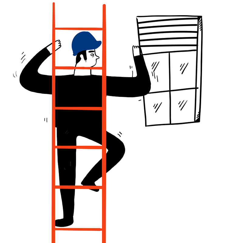 Jakob Kowner AG Ilustrationen Gebäudeautomation Installation