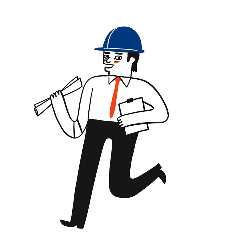 Jakob Kowner AG Ilustrationen Gebäudeautomation Service