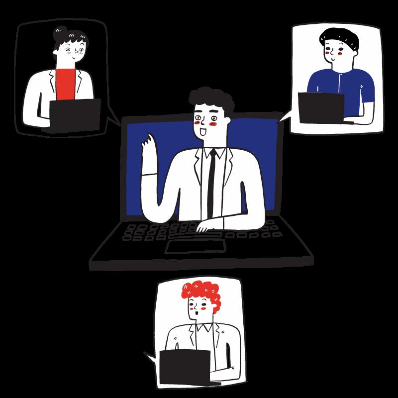Jakob Kowner AG Ilustrationen ICT Geschäftskunden IT Lösungen